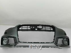 Audi A6 C7 4G Facelift S-line 2014- Pare-chocs avant Pare-chocs PDC SRA