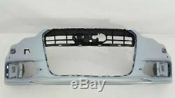 Audi A6 C7 4G S-Line VFL 2011-2014 Pare-chocs Pare-chocs avant