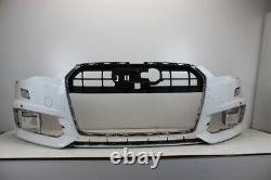 Audi A6 S-LINE Pare-Chocs 2014-2018 4G S6 C7 Avant 4G0807437 Pdc Sra Ksv