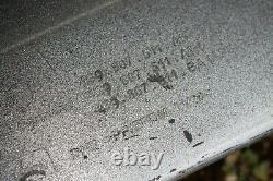 Audi Original A6 4G C7 S-LINE 2014- Pare-Chocs Pdc Pare-Chocs 4G9807511AS Argent