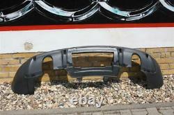 Audi Q5 8R Double Échappement Spoiler Diffuseur Arrière Pare-Chocs 8R0807521AK