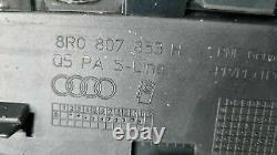 Audi Q5 S Line 8R Facelift 2012- Pare-chocs arrière Pare-chocs arrière