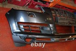 Audi Q7 3.0 Tdi 2006-2009 Avant Pare-Choc En Lave Gris Argent 4L0807437