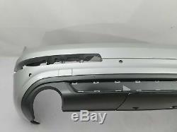 Audi Q7 4L S Line Facelift 2009- Pare-chocs arrière arrière