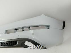 Audi Q7 Facelift S-Line Bj. À partir de 2009- Pare-chocs arrière Pare-chocs