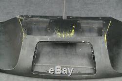 Audi R8 Pare-Chocs Arrière Diffuseur Spoiler Aileron Couverture dessous Centre