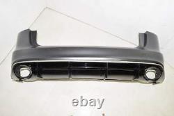 Audi RS6 4G C7 13-18 Pare-choc arrière RS6 + aileron + couvercles d'échappement