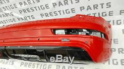 Audi RSQ3 RS Q3 8U facelift 2015- pare-chocs arriere PDC