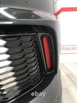 Audi S1 8X Pare-Chocs Complet Avec Grille Barbecue Charbon LY9T
