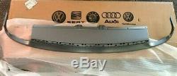 Audi S8 Arrière Pare Chocs Diffuseur, Jupe, P/N 4H0807421A
