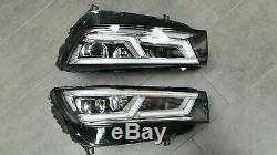 Audi SQ5 Q5 Fy 3.0 Tdi avant Capot Pare-Chocs Refroidisseur Aile LED Beam