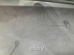 Audi SQ5 SQ 5 Pare-chocs Pare-chocs avant 8R0807437 Bj. Ab. 2012