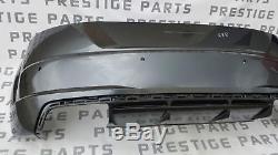 Audi TTS TT S 8S 2014- pare-chocs arriere PDC 8S0807511