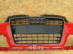 Audi TTS facelift 8J pare-chocs avant original