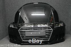 Audi Tt 8 S Frontpaket Tdi sans Phares Capot Pare-Chocs Pare-Chocs
