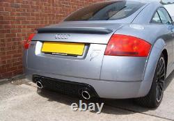 Audi Tt 8N MK1 Neuf 3.2 V6 Nid Pare-Chocs Bas Jupe Réflecteur Spoiler