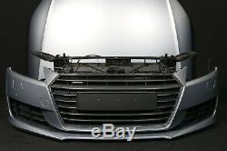 Audi Tt 8S 2.0TFSI avant Radiateur Paquet Capot Pare-Chocs Pdc