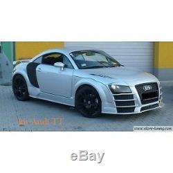 Audi Tt 8n Pare Choc Avant