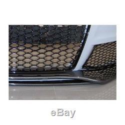Audi Tt Pare Choc avant Rs Spoiler Aspect avec Fibre de Carbone 06-13