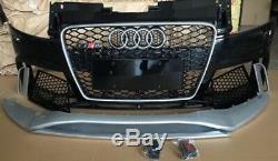 Audi Tt Rs Facelift Kit Carrosserie Pare-Choc avant Embout Coupé Extension 2008