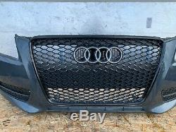 Avant Pare-Choc Assemblage Complet avec Gril 3.2L V6 OEM Audi A5 B8 8T