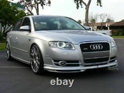 Avant Se Pare-Choc Menton Lèvre Spoiler pour Audi A4 B7 Séparateur Rs Style Jupe