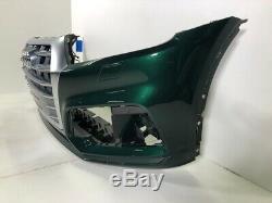 Azorengrün Pare-Chocs avant Audi Q5 (Fy) S-LINE