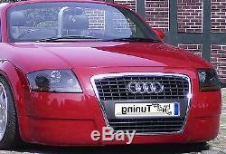 Bistyle Sportface Pare-Chocs avant pour Audi 8N Tt + Roadster Année Fab. 98-06