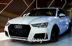 Body Kit pour Audi A4 B9 8W 16-18 RS4 Look Pare-chocs diffuseur Conseils