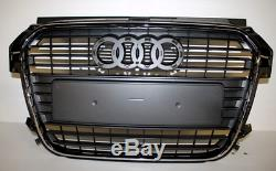 CALANDRE front pare-chocs Audi A1 Sportback (8X) (2011-) Neuf