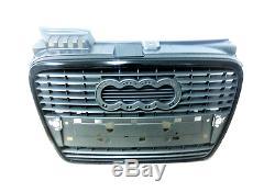 CALANDRE front pare-chocs Audi A4 (B7/8EC) (2004-2008) 8E0853651K1RR