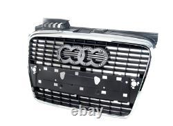 CALANDRE front pare-chocs POUR Audi A4 (B7/8EC) (2004-2008) 8E0853651J1QP NEUF