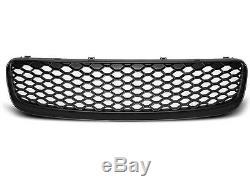Calandre, Pare Choc, Grille Pour Audi Tt Rs-type 99-06 Matt Black