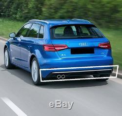 Diffuseur Original Audi A3 8V Sportback Facelift + Pare-Chocs Arrière