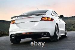 Diffuseur Ttrs Aspect Audi Tt 8J 06-14 S-LINE TTS Pare-Chocs
