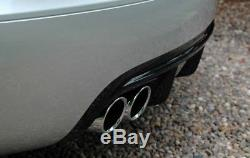 Diffuseur d'air de Pare-chocs arrière Audi TT 8J Coupe 2006-2010 VOT Design