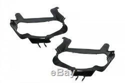 Diffuseur pare-choc arrière pour AUDI A8 D4 10-14 Embouts silencieux Design W12