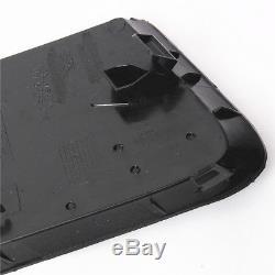 Ensemble de 4 pare-chocs inférieur Noir calandre Grill Pour AUDI Q7 S-Line 10-15