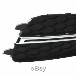 G+D Pare-chocs Grill Couverture gril Cadre Pour AUDI S-Line S6 C7 4G 2011-2014