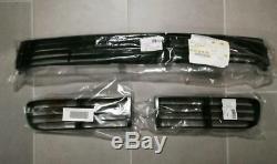 Grille S2 Pare-Chocs Kit avant Gauche Droite Centre Original Audi