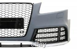 Grille centrale de pare-chocs avant Pour Audi A5 8T Pré Facelift 08-11 RS Desig