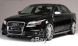 Hofele Pare-Chocs avant Evo Im RS4-Look Audi A4 B6/B7