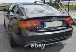 Jupe Arrière Pare Chocs Diffuseur pour Audi A5 Sportback 5D 07-11