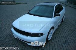 Jupe pour Audi A4 B5 99-01 Pare Choc avant Spoiler S LINE Bague Menton Rs Housse