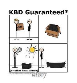 KBD Body Kits RS4 Style Polyuréthane Avant Pare-Choc Pour Audi A4 96-01