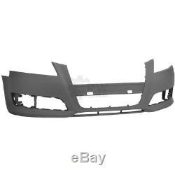 Kit Pare-Chocs avant Incl. Équipement + Brouillard pour Audi A3 8P 8PA Année