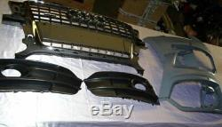 Kit facade calandre grille radiateur ext pare choc AUDI Q5 8R 8R0071229A