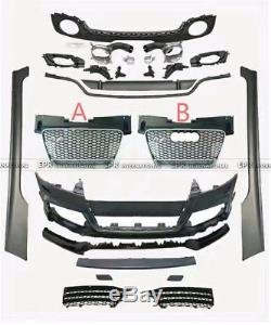 Kits Pare-choc calandre Jupe Arrière Diffuseur bas de caisse Audi TTS/TTRS 8J MK