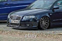 LAME DU PARE-CHOCS AVANT Audi A4 B7 Cabrio S-Line