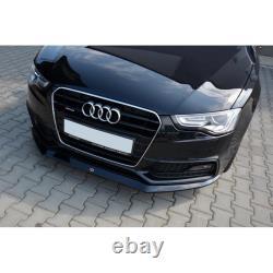 Lame Du Pare-Chocs Avant V. 1 Audi S5 / A5 S-Line 8t Fl Textured